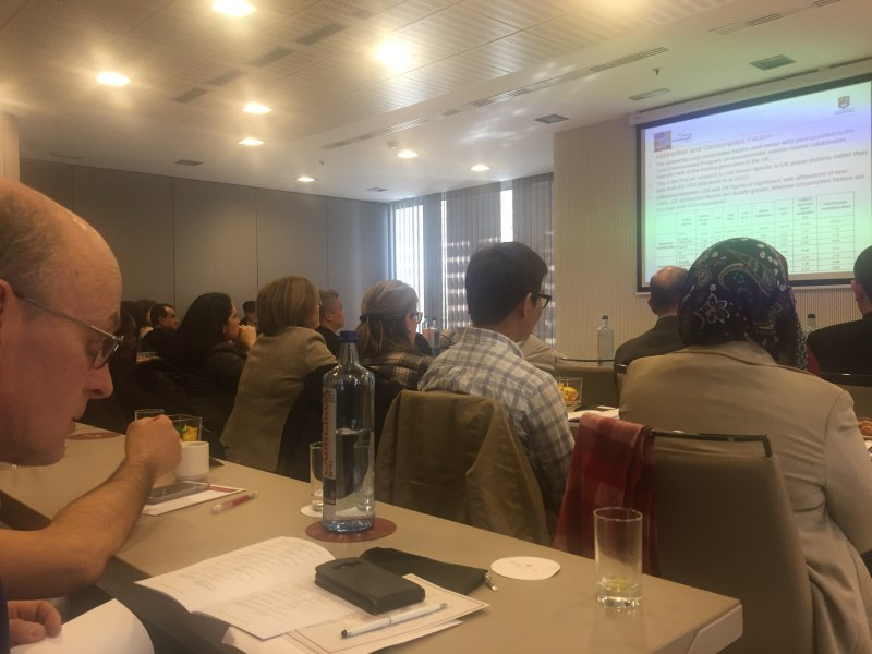 Photos of Biofilm Science and Engineering in Madrid #11